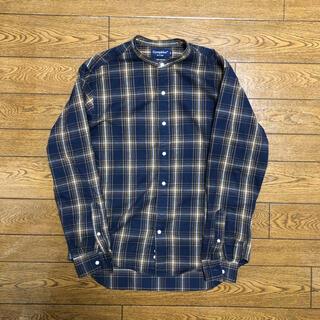 ジムフレックス(GYMPHLEX)のジムフレックス gymphlex バンドカラーシャツ(シャツ)