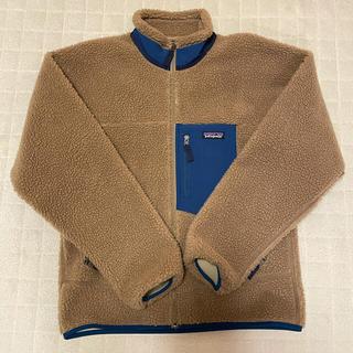 patagonia - patagonia retro x jacket natural レトロx S