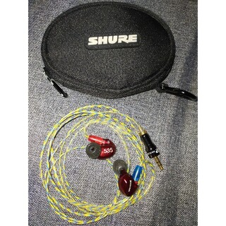 SHURE SE535 Special Edition コネクタ緩みあり