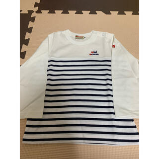 mikihouse - 【90サイズ】ミキハウス 長袖Tシャツ