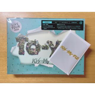 キスマイフットツー(Kis-My-Ft2)のKis-My-Ft2 LIVE TOUR 2020 To-y2(初回盤DVD) (ミュージック)