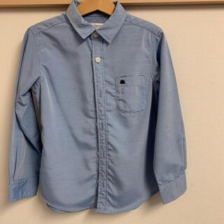 グリーンレーベルリラクシング(green label relaxing)のフォーマル ドレスシャツ 125cm キッズ(ドレス/フォーマル)