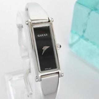 Gucci - 綺麗 グッチ 新品仕上げ S バングル 腕時計 レディースウォッチ 着物 美品