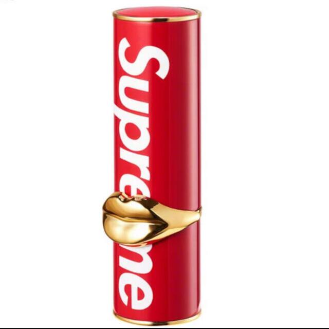 Supreme(シュプリーム)のシュプリーム supreme Pat McGrath Lipstick 口紅 コスメ/美容のベースメイク/化粧品(口紅)の商品写真