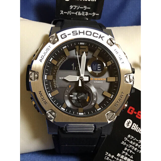 G-SHOCK - G−SHOCK GST−B300S−1AJF (新品・未使用) Gスチール