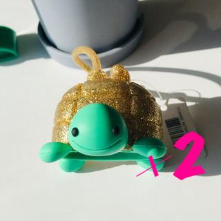 Bath & Body Works - Bath & Body Works★Sparkly Turtleホルダー