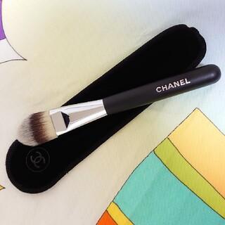 シャネル(CHANEL)のCHANEL❤️美品✨ ファンデーションブラシ(ブラシ・チップ)