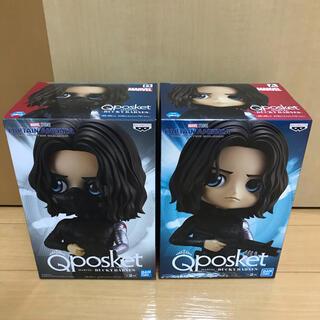 バンダイ(BANDAI)のQposket バッキー バーンズ フィギュア 2個セット Aカラー Bカラー(アメコミ)