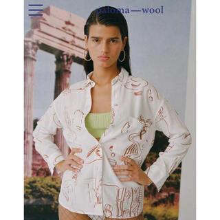 BEAUTY&YOUTH UNITED ARROWS - 新品【Paloma Wool】Misa shirt プリント