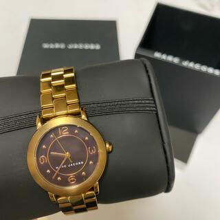 マークバイマークジェイコブス(MARC BY MARC JACOBS)の【正規品 箱あり】マークジェイコブス 腕時計(腕時計)