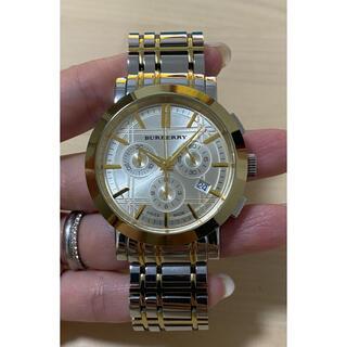 BURBERRY - ☆超美品☆ バーバリー BURBERRY メンズ 時計 腕時計 稼働中