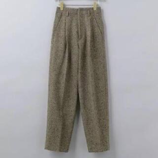 BEAUTY&YOUTH UNITED ARROWS - 6 ROKU NEP TWEED PANTS ネップ ツイードパンツ