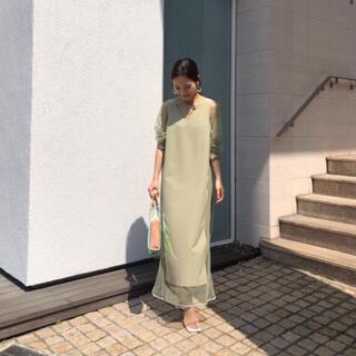 Ameri VINTAGE - ameri tulle docking dress