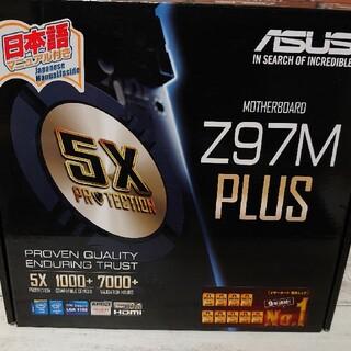 ASUS - ASUS Z97M -PLUS
