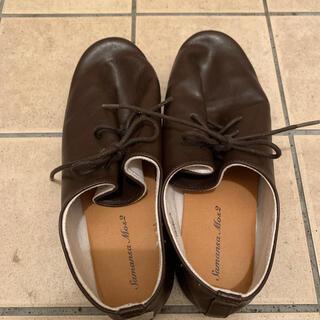 サマンサモスモス(SM2)のSM2 ブラウンシューズ(ローファー/革靴)