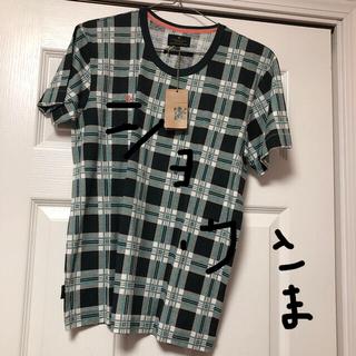 アールニューボールド(R.NEWBOLD)のチェック柄新品R.NEWBOLD(Tシャツ/カットソー(七分/長袖))