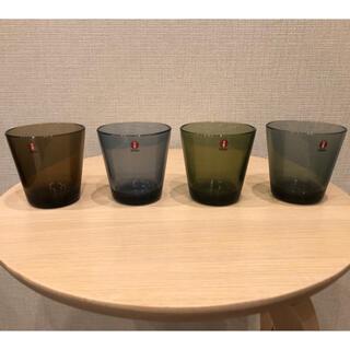 イッタラ(iittala)のイッタラ カルティオ タンブラー 4色(グラス/カップ)