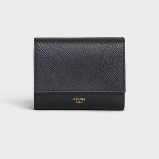 セフィーヌ(CEFINE)のスモール トリフォールドウォレット / グレインドカーフスキン(財布)