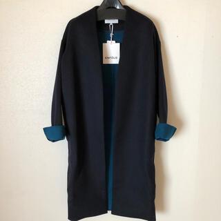 ENFOLD - 新品 エンフォルド オーバーサイズ ウールコート