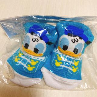 ディズニー(Disney)のドナルド 子供用靴下(靴下/タイツ)