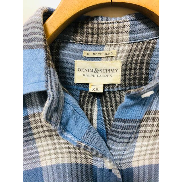 POLO RALPH LAUREN(ポロラルフローレン)のDenim & Supply ラルフローレン ネルシャツ レディースのトップス(シャツ/ブラウス(長袖/七分))の商品写真