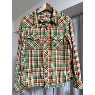 TMT - TMT チェックシャツ