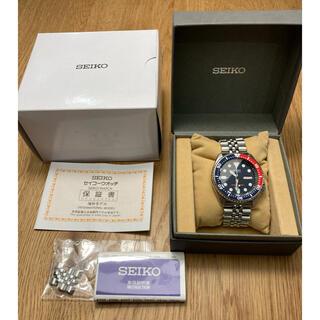 セイコー(SEIKO)のSEIKO 7S26-0020 ネイビーボーイ skx009(腕時計(アナログ))