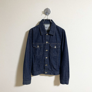 YAECA - YAECA DENIM JACKET 18-11W L