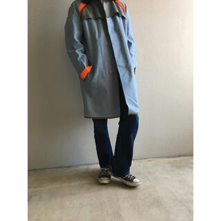 kolor - kolor カラー コート