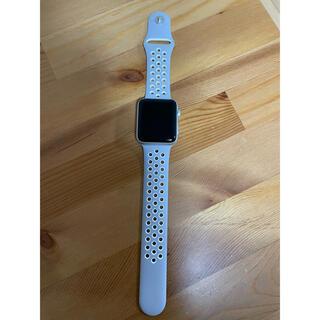 Apple Watch - Apple Watch series2 NIKE 42mm  アルミニウム
