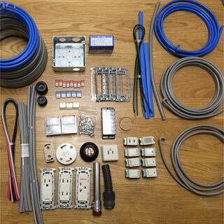 第二種電気工事士試験 技能試験 材料セット(資格/検定)