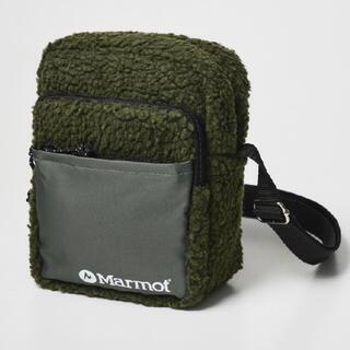 MARMOT - モノマックス 2020年 12月 付録 マーモット 3ポケットショルダーバッグ