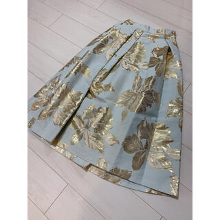 GRACE CONTINENTAL - グレースコンチネンタル 新品未使用 スカート