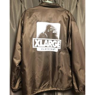 エクストララージ(XLARGE)のXLARGE コーチジャケット 美品 (ナイロンジャケット)