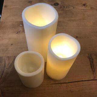 イケア(IKEA)のIKEA GODAFTON LED キャンドルライト(その他)