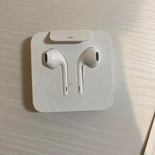 iPhone - iPhone イヤホン 純正品