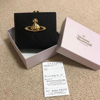 Vivienne Westwood - ヴィヴィアン 2つ折りミニ財布 正規品 新品未使用