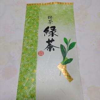 緑茶 ティーバッグ(茶)