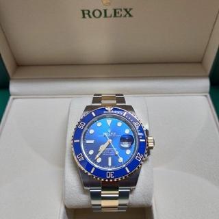 ROLEX - 【最新型】ROLEX ロレックス サブマリーナ デイト 126613LB 青サブ