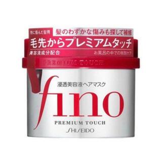 シセイドウ(SHISEIDO (資生堂))の資生堂  フィーノ fino プレミアムタッチ 浸透美容液ヘアマスク 230g (ヘアパック/ヘアマスク)
