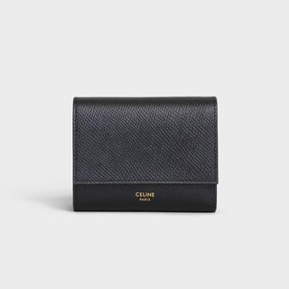 CEFINE - CELINE 財布 スモール トリフォールドウォレット,グレインドカーフスキン