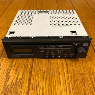 ダイハツ(ダイハツ)のダイハツ DAIHATSU CD レシーバー(カーオーディオ)