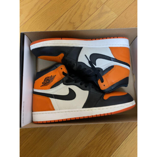 NIKE - jordan1 Retro Shattered Backboard ジョーダン1