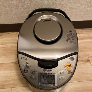 ミツビシ(三菱)のIH炊飯器 3合 MITSUBISHI(炊飯器)