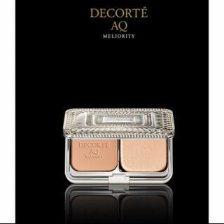 COSME DECORTE - AQミリオリティトリートメントパウダーファンデーション202
