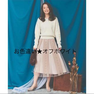 Noela - 売り切り希望★大幅値下げ中ノエラ レースフレアスカート