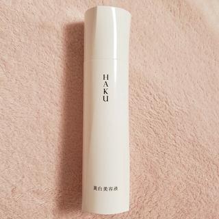 シセイドウ(SHISEIDO (資生堂))の値下げ 美品 HAKU メラノフォーカスV 美白美容液(美容液)
