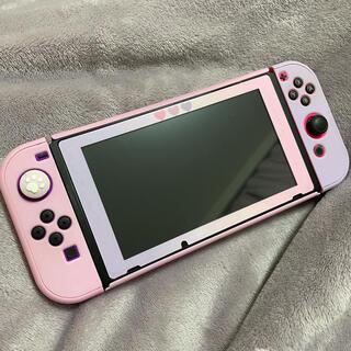 Nintendo Switch - セーラムーン  スイッチ本体 カバーのみ