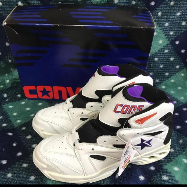 CONVERSE(コンバース)の希少品 27cm コンバース パンデモニウム PANDEMONIUM MID メンズの靴/シューズ(スニーカー)の商品写真