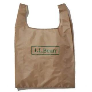 L.L.Bean - L.L.Bean エコバッグ ゴーアウト付録